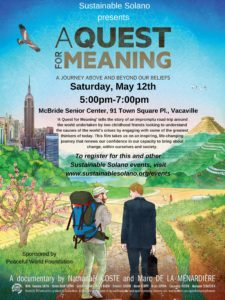 CONVERSATIONS: 'A Quest for Meaning' Community Film Screening and Conversation @ McBride Senior Center