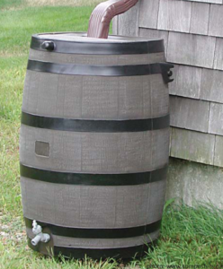 Hand-on Rain Barrel Workshop in Suisun City @ Provided Upon Registering