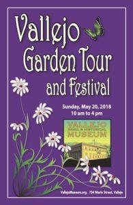 2018 VALLEJO GARDEN TOUR & FESTIVAL