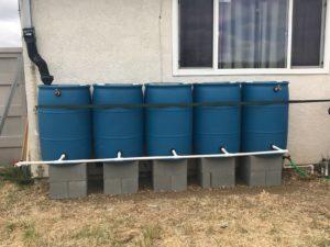 Hands-on Rain Barrel Workshop in Suisun City @ (Register for Location)