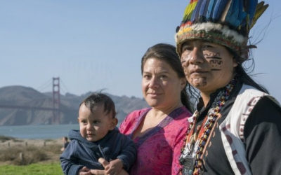 Urgent message from the leaders of 11 indigenous nations in Ecuador