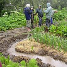 The Four Seasons Permaculture Design Course at Commonweal Garden in Bolinas Begins October 13th! @ Commonweal Garden