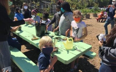 Avant Garden Scavenger Hunt Offers Fun Outside Activity Amid the Pandemic