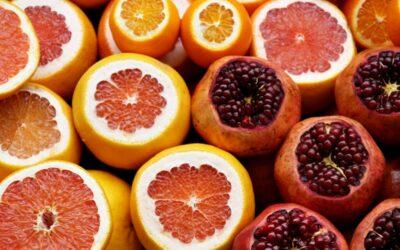 Festive Winter Fruit