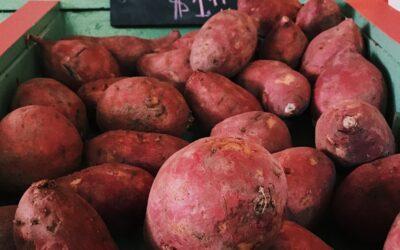 Kwanzaa Vegetables