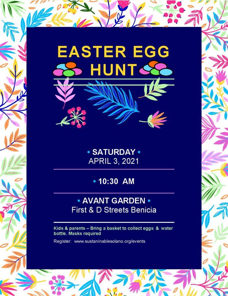 Avant Garden Easter Egg Hunt @ Avant Garden